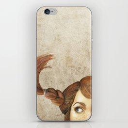 Pippi iPhone Skin