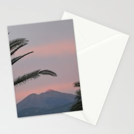 Tramonti vulcanici. Stationery Cards