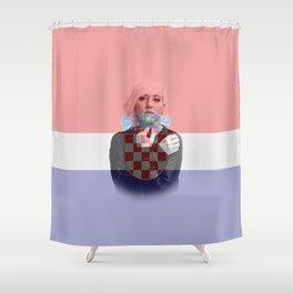 ESC Croatia 2016 Shower Curtain
