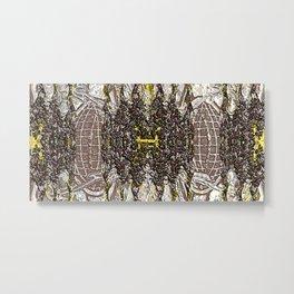 Spidergod Zen vol.02 18 Metal Print