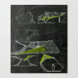 Concept art ez2 Canvas Print