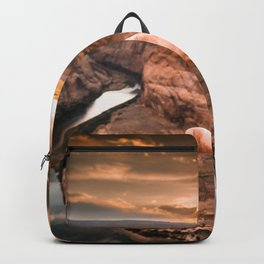 touching the sky Backpack