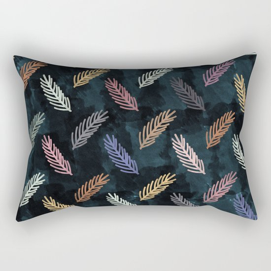 Lovely Pattern CI Rectangular Pillow