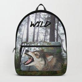 Wolf Chomp Backpack