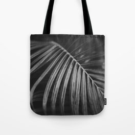 Jungle palm leaf Tote Bag