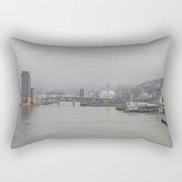 Nagasaki City Rectangular Pillow