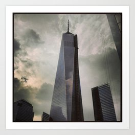 Freedom Tower, NYC Art Print