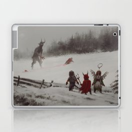 no gifts this year Laptop & iPad Skin