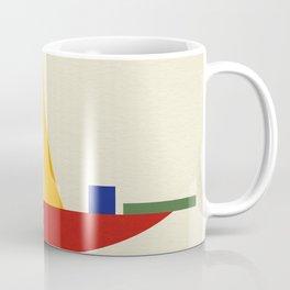 Bauhaus Bauspiel Toy Alma Buscher Coffee Mug