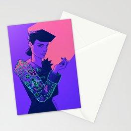 I'd Kill It Stationery Cards
