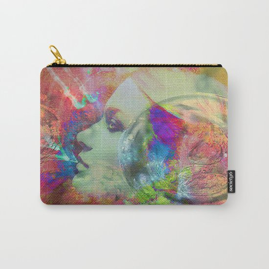 """"""" Isabella """"  Carry-All Pouch"""