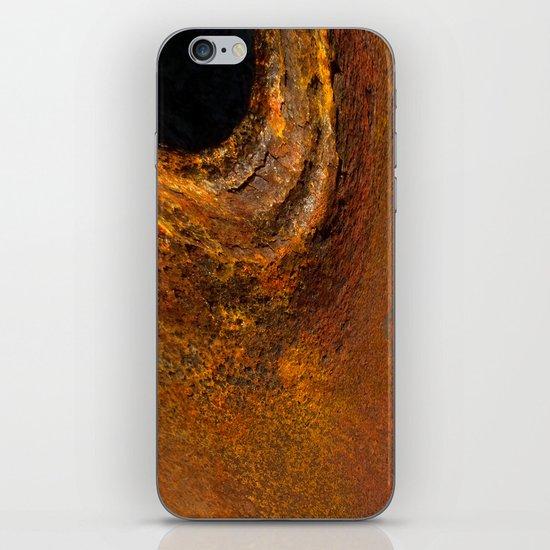 Rust never sleeps... iPhone & iPod Skin