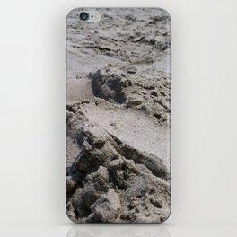 Galveston's Sand iPhone Skin
