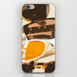 Let the sun shine - welcome spring and summer! iPhone Skin