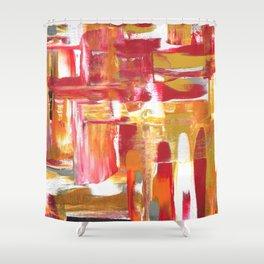 Heat 2 Shower Curtain