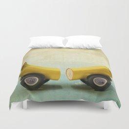 Banana Splitmobile Duvet Cover