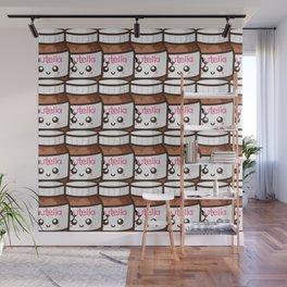 Nutellas! Wall Mural