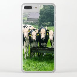 Smile please ! Clear iPhone Case