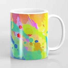 colour 10 Coffee Mug