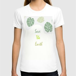 Save The Eart T-shirt