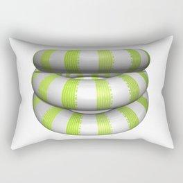 Donuts Trio Rectangular Pillow