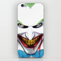 That Evil Smile iPhone & iPod Skin