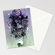 Doom and Bloom Stationery Cards