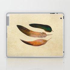 Three Feathers  Laptop & iPad Skin