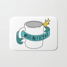 Mugnificent the Maginificent Mug Bath Mat