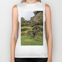 hobbit Biker Tanks featuring Hobbit House by Alex Tonetti Photography