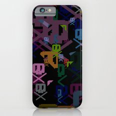 Glitchy iPhone 6s Slim Case