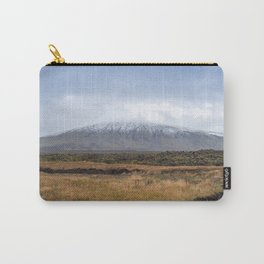 Snowcapped. Carry-All Pouch