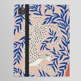 Leopard Vase iPad Folio Case