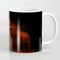 sandman Mugs featuring Enter Sandman by nicebleed