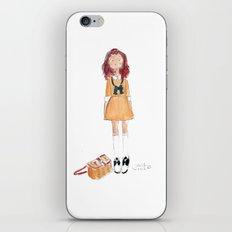 Suzy (Moonrise Kingdom) iPhone & iPod Skin
