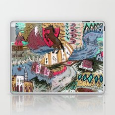 Rocky Campground Laptop & iPad Skin
