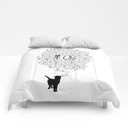 MEOW Comforters