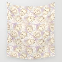 boys Wall Tapestries featuring boys by laikawa