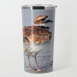 Juvenile Killdeer Travel Mug