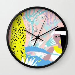 Nile Wall Clock