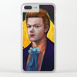 jerome valeska Clear iPhone Case
