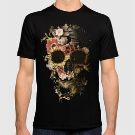 Garden Skull Light T-shirt