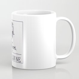 NOPE Coffee Mug