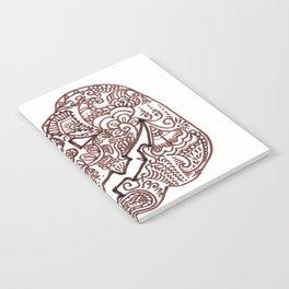 01. Henna @ HALLOWEEN in PUMPKIN Notebook