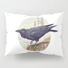 Raven of the North Atlantic Pillow Sham