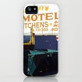FINALLY! FUN CITY iPhone Case