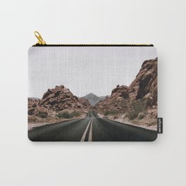 Road Trip / Valley of Fire Carry-All Pouch