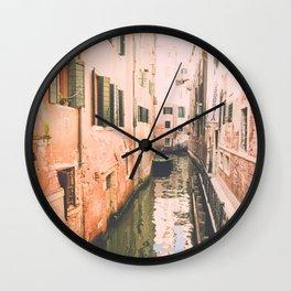Venice II Wall Clock