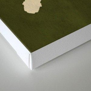 Minimalist Sonic Screwdriver Canvas Print