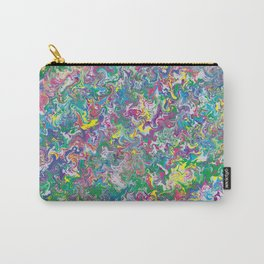 Memories of Delight Marble Carry-All Pouch